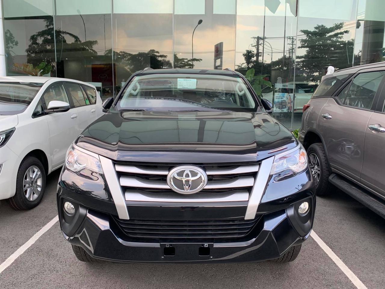 Toyota Fortuner 2020 giá bao nhiêu? Khuyến mãi, giá lăn bánh Cập Nhật Mới Nhất tháng 03/2020 thế nào? Đặt hàng bao lâu thì có xe?