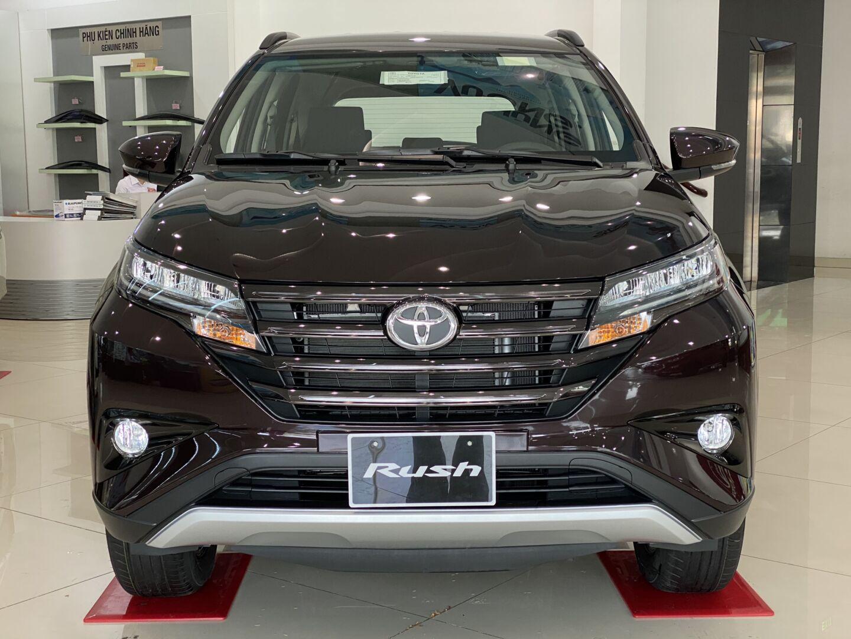 Giới thiệu xe Toyota Rush 2020: Nhập Khẩu Nguyên Chiếc Giá xe & Khuyến Mãi Cập Nhật Mới Nhất 01/03/2020
