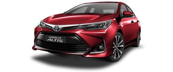 Đánh giá xe Toyota Corolla Altis 2021: Trẻ trung, hấp dẫn hơn – Giá Lăn Bánh Tháng 3/2021