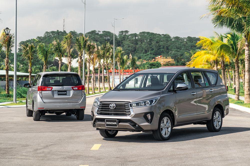 Đánh giá xe Toyota Innova 2020 Facelift: Điểm mới trong thiết kế, tính năng tiện ích